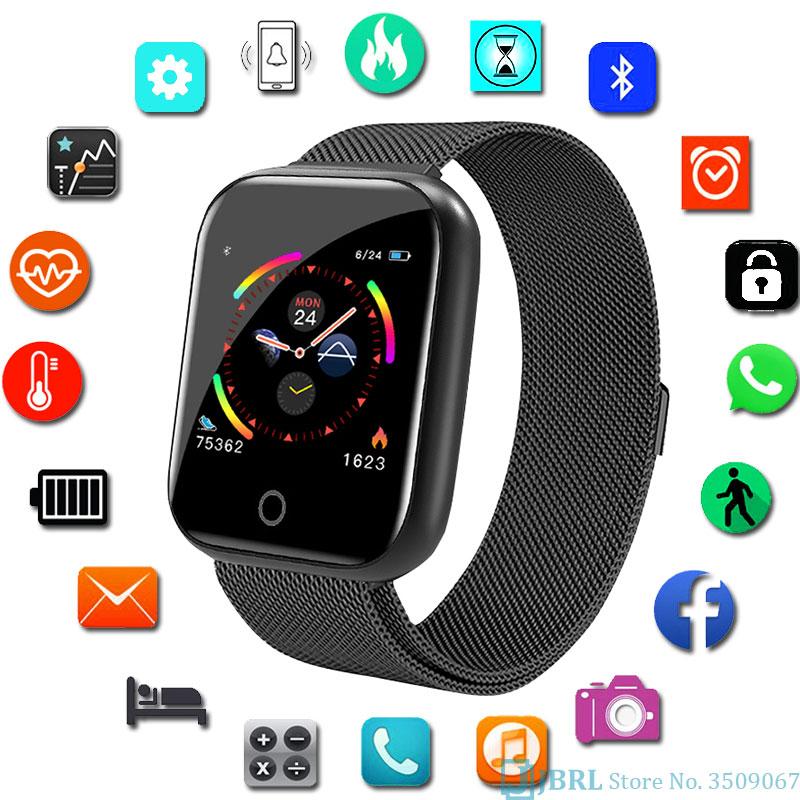 Nuevo reloj Digital de lujo para hombre, reloj deportivo para mujer, reloj electrónico LED para mujer, reloj de pulsera para hombre y mujer