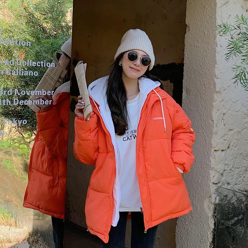 2021 зимние теплые парки, пальто, женская одежда для снега, утепленная одежда с подкладкой, женские стеганые куртки на молнии