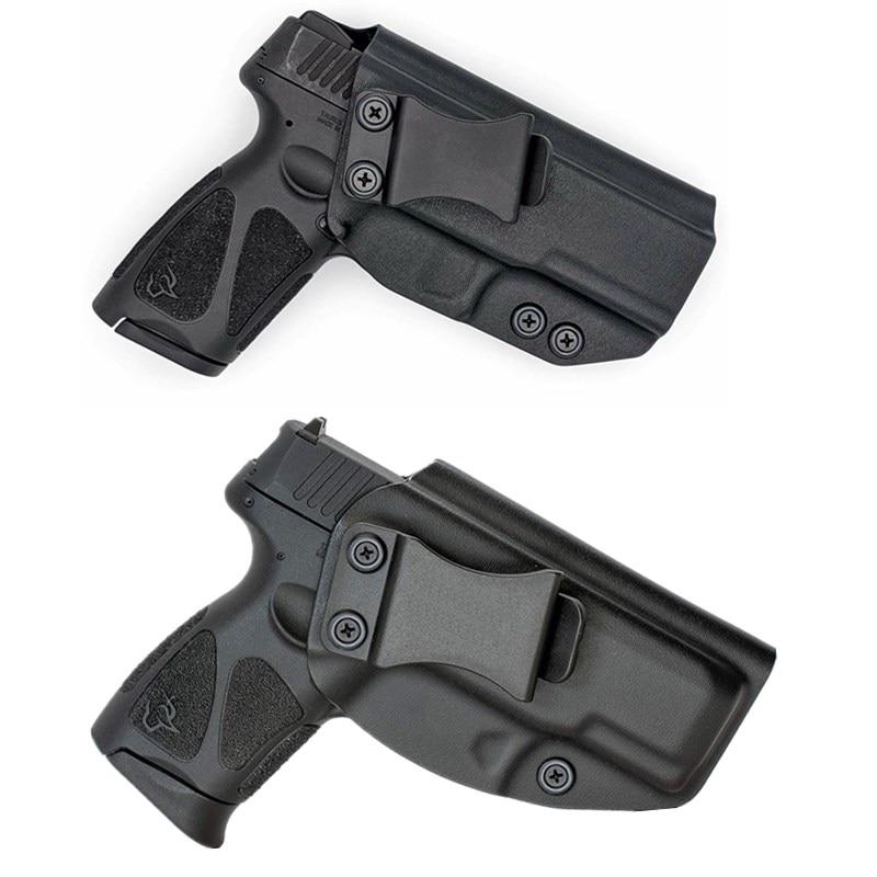 Kydex-funda para cinturón táctico Taurus G3 G3C... funda de pistola oculta