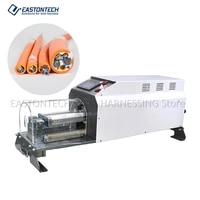 eastontech ew 10ut automatic rotory wire stripping machine copper heavy cable
