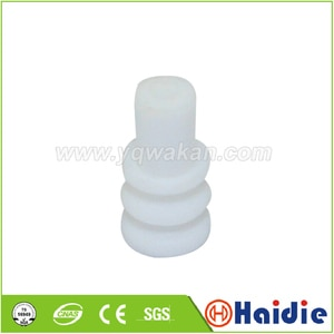 Free shipping 100pcs automotive plug silicone rubber seal wire seals for auto connector 1928301087