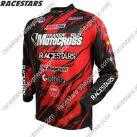 racestars motocross jersey maillot ciclismo downhill mtb jerseys moto motorcycle mountain bike moto jersey bmx dh tshirt clothes