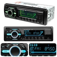 car radio stereo player with 4 way rca output fm music stereo usb ports voice control car mp3 audio player support mp3wmawav