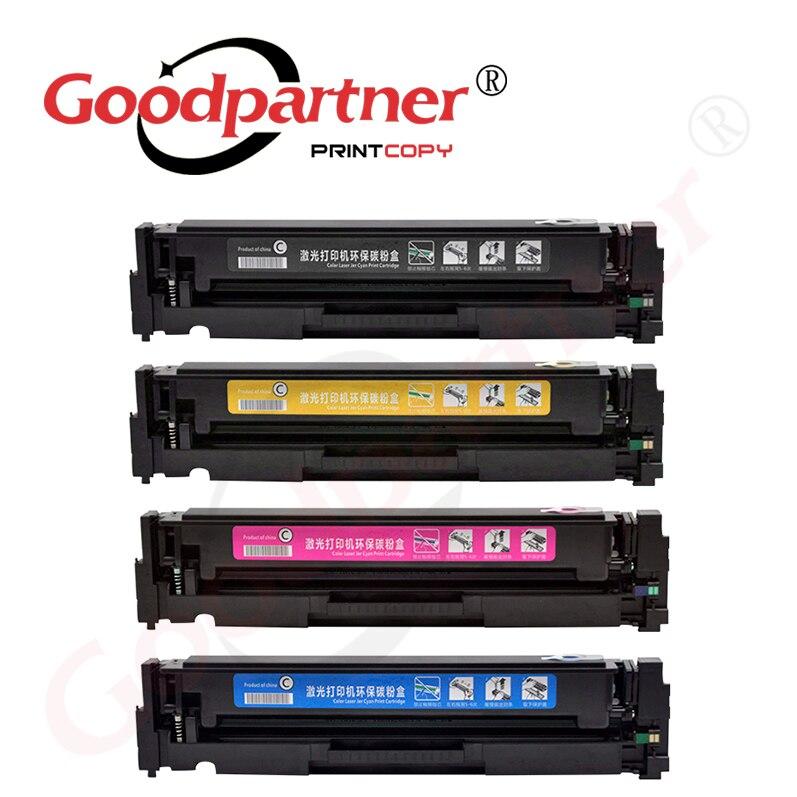 1SET 201A CF400A CF401A CF402A CF403A cartucho de tóner para HP Color LaserJet Pro MFP M274 M277 M252 M252n M252dw M274n M277dw
