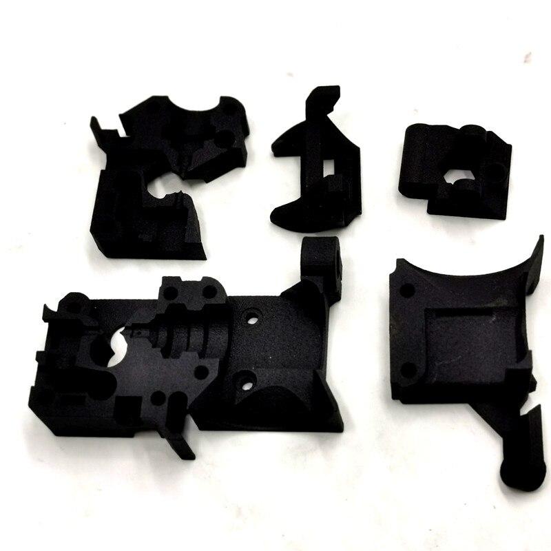 Funssor 1 шт. Prusa MK3 R6 SLS нейлоновый экструдер kit Prusa i3 MK3S + печатные детали E-axis печатные детали экструдера