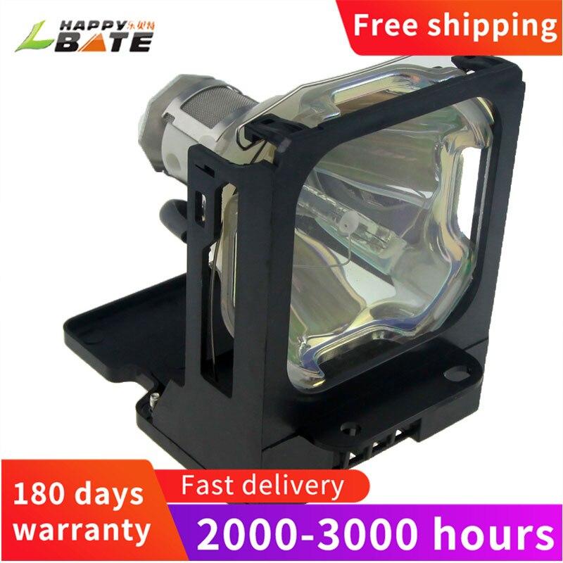 Happybate استبدال مصباح VLT-XL5950LP العارض مصباح ل XL5950U/XL5980/XL5950 LV5980U مع الإسكان 180 يوما الضمان