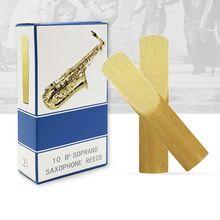 10 pièces/ensemble Alto/Soprano/ténor Saxophone anches force 2.5 Bb clarinette Reed