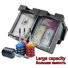 DMYON 304 Größere Kapazität Tinte Patrone Kompatibel für HP 304 Envy 2620 2630 2632 5030 5020 5032 3720 3730 5010 5012 drucker