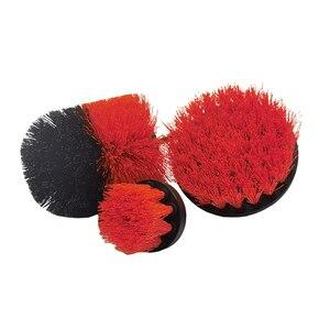Image 3 - Щетка из полипропилена для чистки туалета, инструмент для чистки коврика, электродрели, 3 шт./компл.