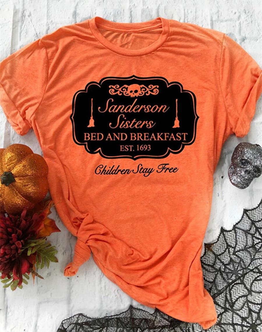 Camiseta informal de manga corta para mujer, ropa con estampado de letras...