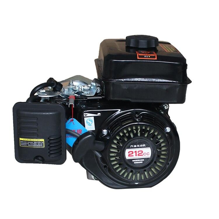 مولد بنزين 3kw 4kw 5KW منخفض الضوضاء 24V48V60V72V ، سيارة كهربائية ثلاثية العجلات بأربع عجلات ، تمديد نطاق البنزين