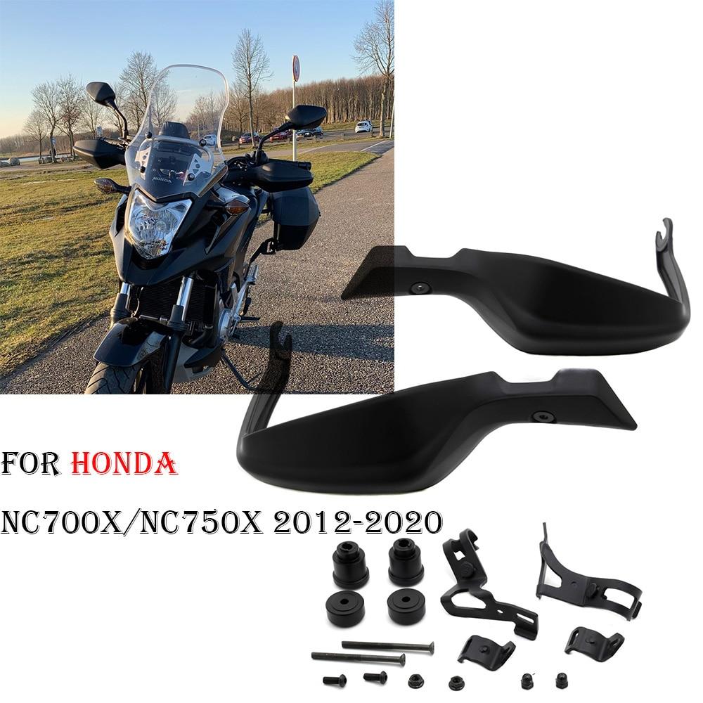 طقم واقيات يدوية للدراجات النارية, طقم واقيات يدوية لهوندا NC700X 2011 To 2014 NC750X 2014 To 2019 NC700 NC750 X ملحقات الدراجة النارية
