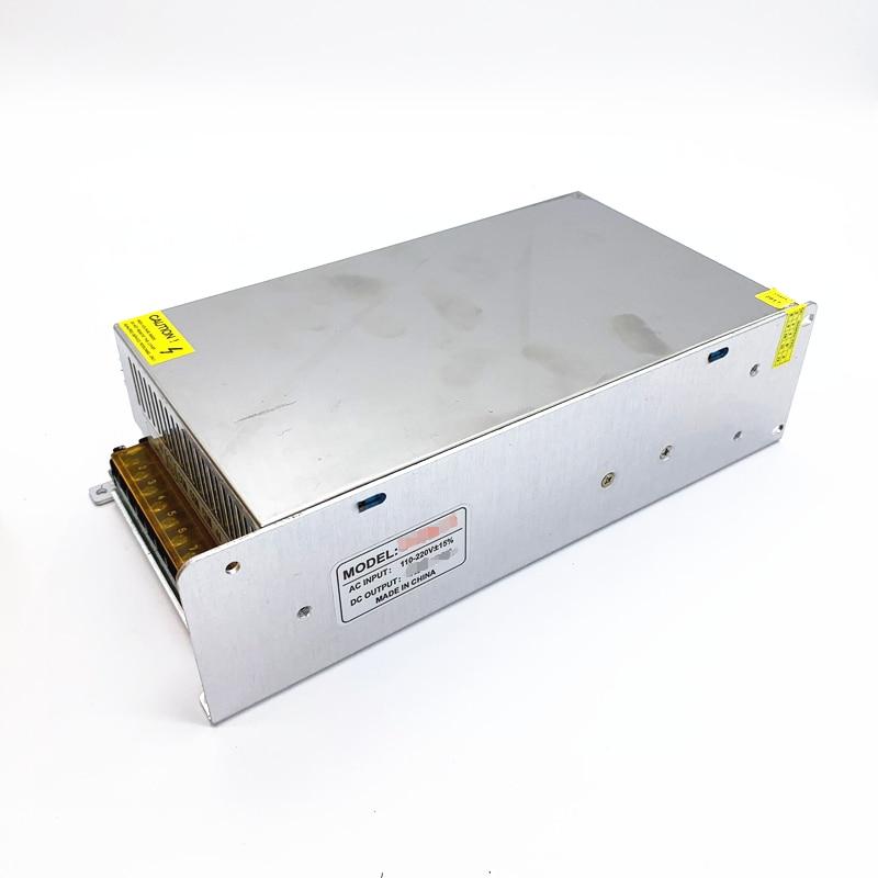 12V 13.8V 15V 18V 24V 27V 28V 30V 32V 36V 42V 45V 48V 55V 60V 70V 72V 80V 90V تحويل التيار الكهربائي AC مصابيح Led SMPS 110/220 فولت 1000 وات
