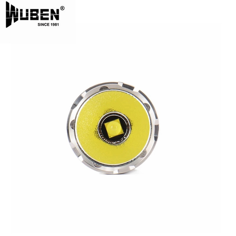 WUBEN A21 4200 Lumens CREE XHP70.2 LED High Power Camping Flashlight enlarge