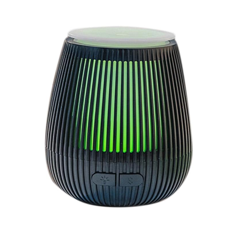 Humidificador para aromaterapia con USB, difusor de luces LED de repuesto para escritorio, con 7 colores