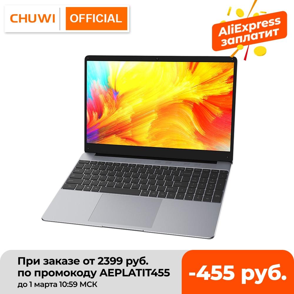 CHUWI HeroBook Plus 15.6 inch Laptop LPDDR4X 12GB 256G SSD Intel Celeron J4125 Quad Core Windows 10