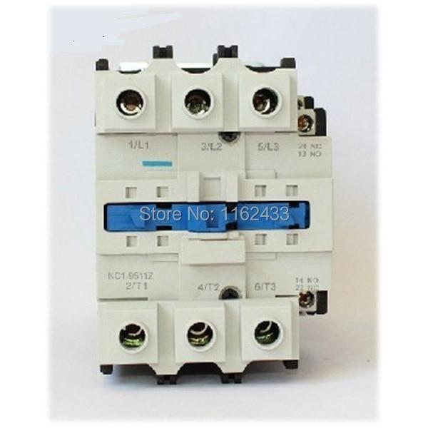 NC1-9511Z 95A 24V 3P NO + NC DC contactor NC1 series contractor