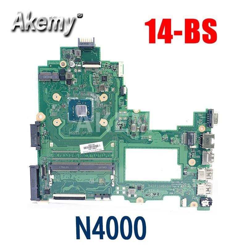 ل HP 246 G6 240 G6 245 G6 14-BW 14-BS اللوحة/L24029-601 L15261-601 DA0P1GMB6D0 N4000 اللوحة المحمول