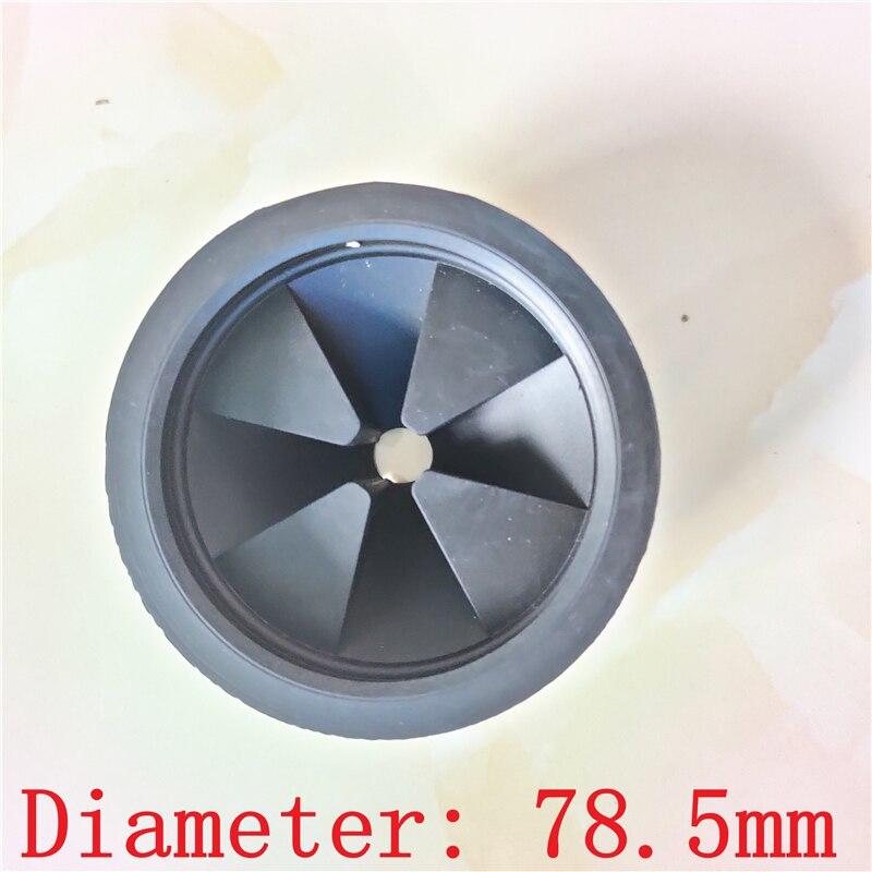 2 uds. Accesorios de eliminación de residuos de alimentos cubierta de salpicaduras diámetro del anillo 78,5mm