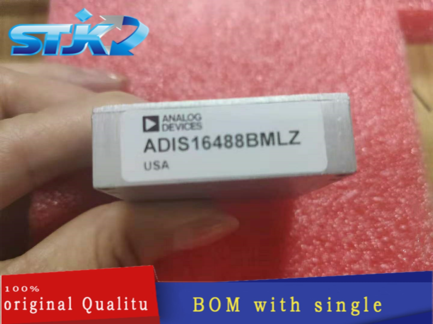 IC MSM24 ADIS16488BMLZ DC2021+ Interface - serializer, solution series   New original Not only sales and recycling chip 1PCS