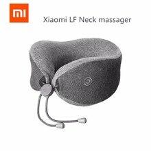 MI Mijia LF oreiller cervical Instrument de Massage électrique épaule dos corps masseurs infrarouge sommeil pour la maison/bureau et voyage