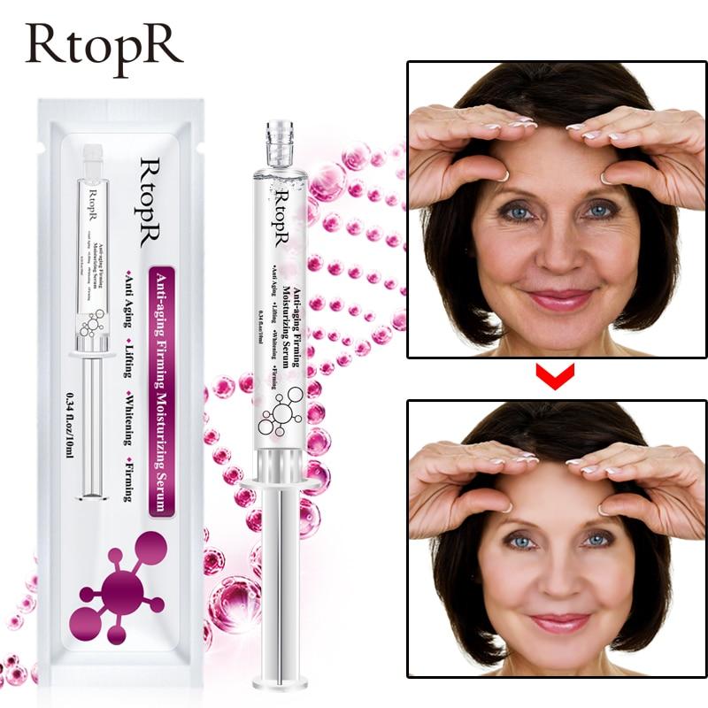 Esencia de cuidado facial hidratante blanqueador líquido ácido hialurónico Anti arrugas colágeno antiedad Esencia de cuidado de la piel TSLM2
