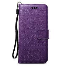 Vintage Flip Cases For Huawei P Smart Plus 2019 Nova 3 3i 2 2i P8 Lite Y5 Y6 Y7 Y9 2018 Capa Walet Stand Phone Cover Bag E02Z
