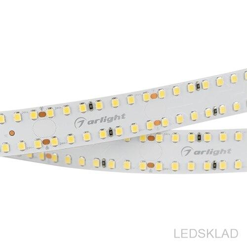 023400(1) ruban s2-2500 24v blanc 6000K 20mm (2835, 280 LED/M, Lux) (ARL, 20 W/M, IP20)-2,5 m. Arlight