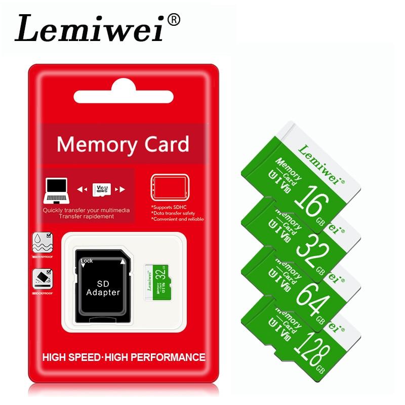 Memory card 8GB 16GB 32GB High Speed Micro SD Flash Card 64GB 128GB memory microsd TF/SD Cards for Smartphone/ Tablet/camera