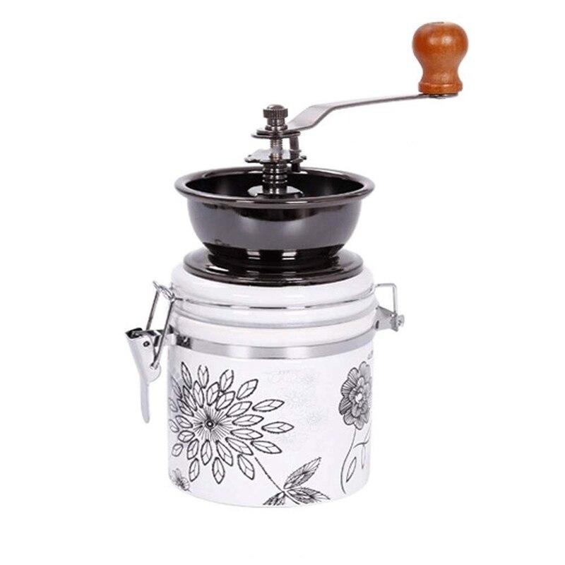 EAS-molinillo Manual de café, molinillo de cerámica con núcleo de café, molinillo Manual de café, granos de café, pimienta, molinillo de especias, máquina amoladora de cerámica
