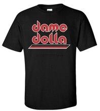 Tee-shirt Damian Lilliard Portland Dame Dolla