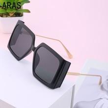 Fashion Sunglass Designer Luxury Brand Square Sunglasses Women Oversized Shield Sunglasses For Women