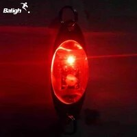 balight 6 cm 2 4 inch fish lamp flash led deep drop underwater eye shape fishing lure light fishing lure fish tools
