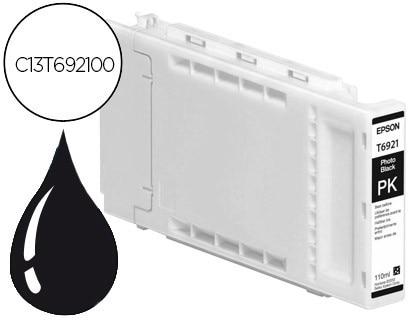 INK-JET EPSON T6921 BLACK SURECOLOR SC T3000 / T3200 / T5000 / T5200 / T7000 /T7200 -1505 PAG-
