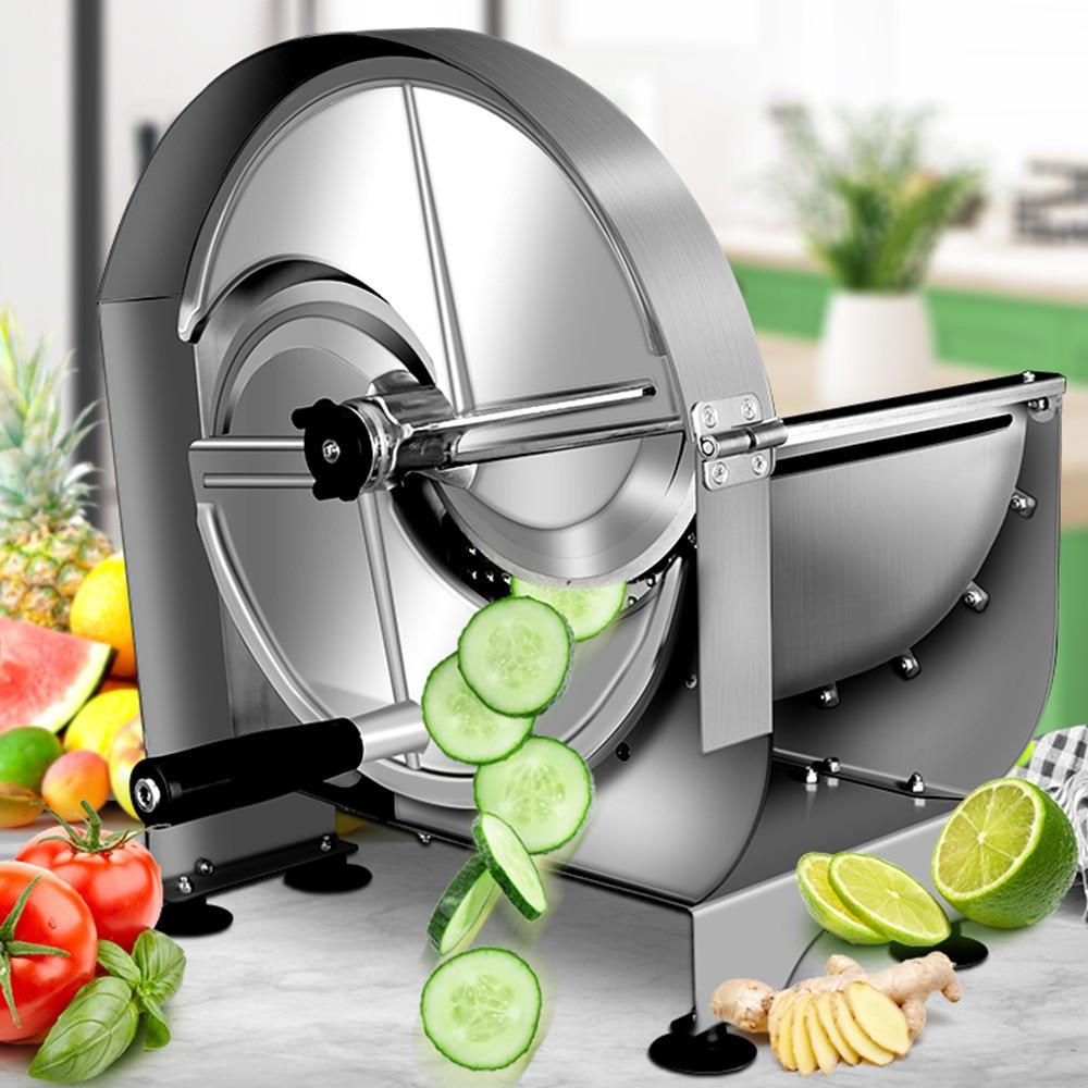 Fruit Slicer Manual Cutting Fruit Artifact Stainless Steel Upgrade
