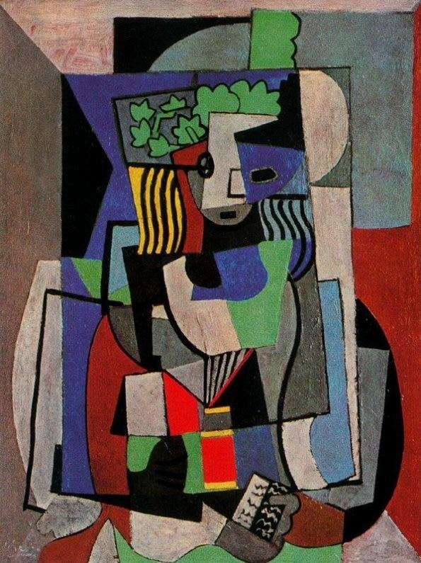 Cuadros de pintura para decoración de pared cuadro Picasso por número Kasha Gamass Funeral pintura al óleo por número acrílico abstracto