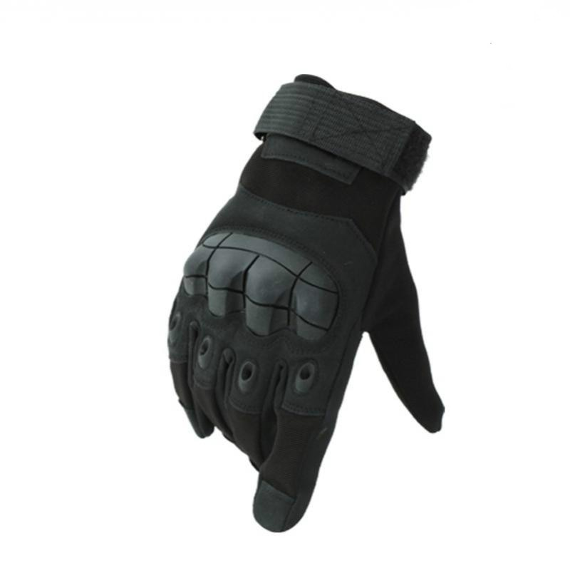 New Tactical Gloves Touch Screen Long-Finger Half-Finger Non-Slip Protective Wear-Resistant Cycling Combat Training Gloves latex gloves security protective five fingers wear resistant non slip 1 pair red and yellow for casting metallurgical