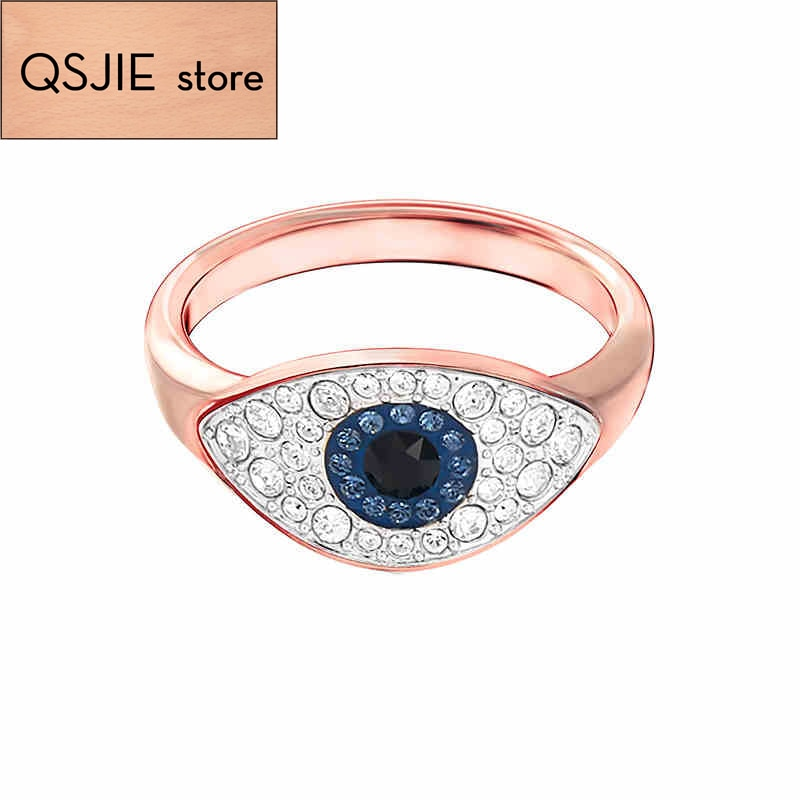 Hohe qualität SWA, teufel eye fashion frauen ring