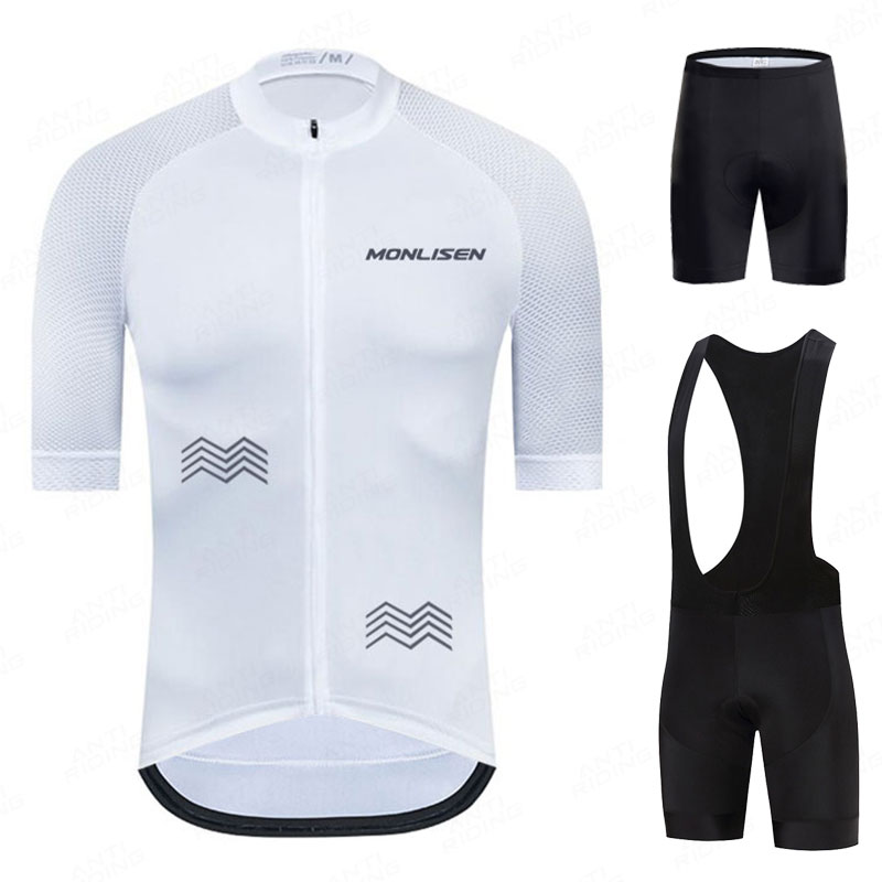 2021 Cycling Suits Road Bike Wear Clothing Men's Pro Team Bib Shorts Sets Mtb Bicycle Jersey Clothes Maillot Ciclismo Uniform