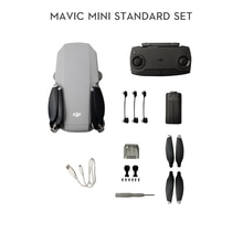 DJI Mavic Mini drone est MT1SD25 version CE avec 2.7k caméra temps de vol 30 minutes poids 249g original en stocK