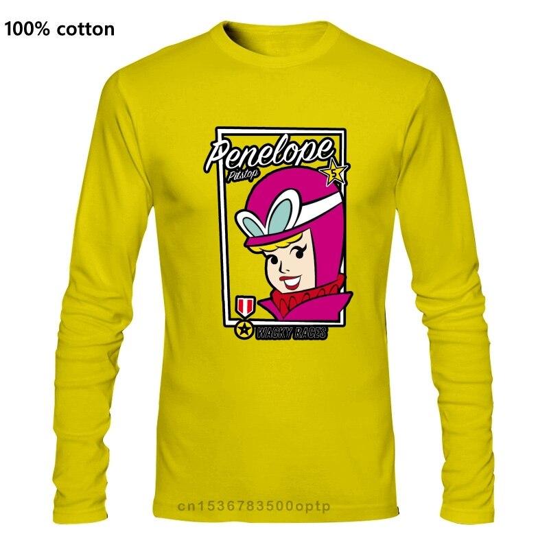 Camiseta de Penelope Pitstop 5 Pussycat - The crazy Race y muttley...