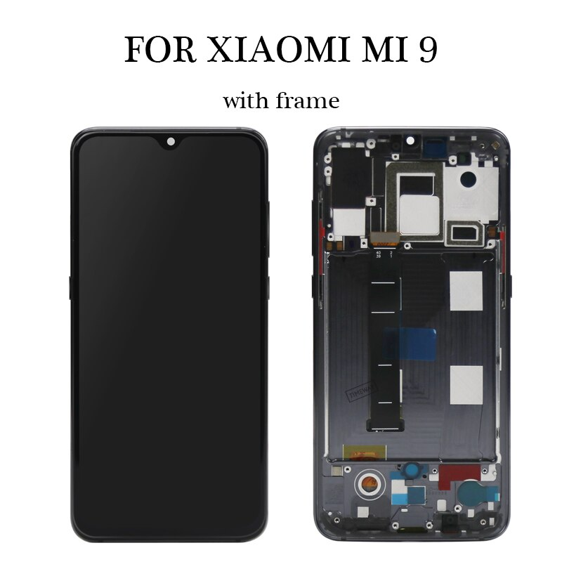 For  9 LCD Display With Touch Screen Assembly  Mobile Phone Replacement For  9 LCD With Tools enlarge