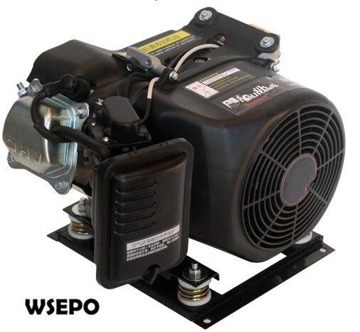 مولد تمديد WSE5000 5KW 48/60/72 فولت لبدء تشغيل تلقائي/إيقاف Autochoke/صمام خانق يعمل بالغاز تيار مستمر لشحن البطارية يُطبق على دراجة كهربائية/دراجة كهربا...