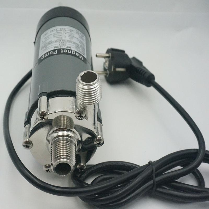مضخة تخمير مضخة بمحرك مغناطيسي الفولاذ المقاوم للصدأ رئيس 15RM