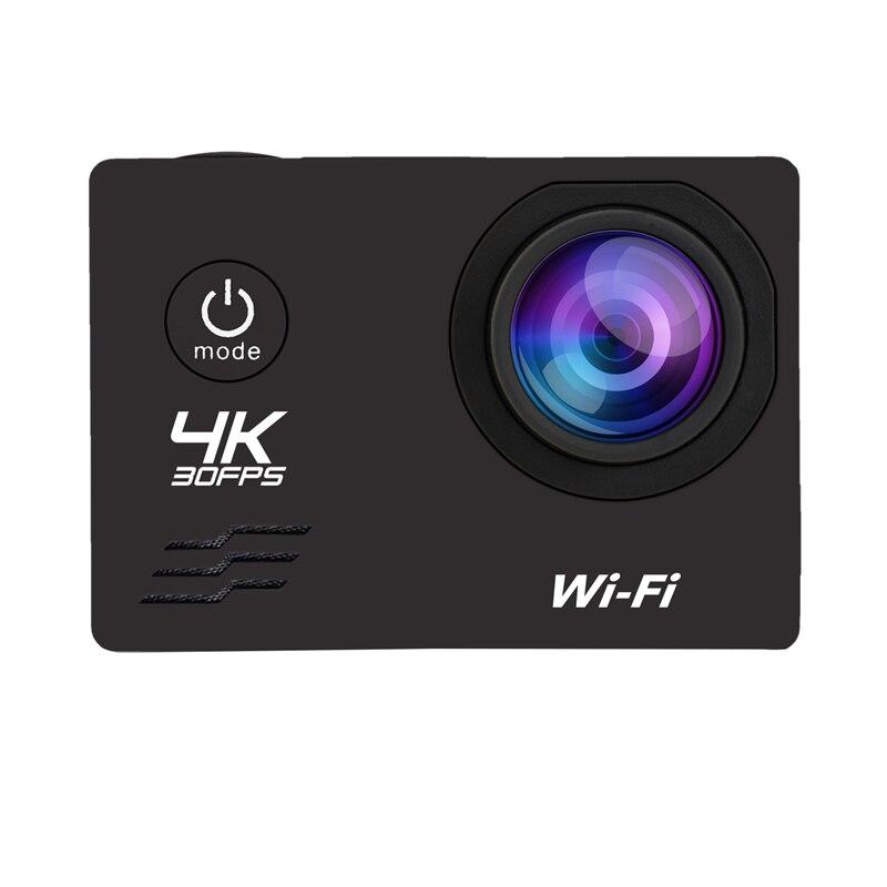 Cámara de Acción HD 4K/60Fps Wifi 16MP 2,0 LCD 170D lente casco...