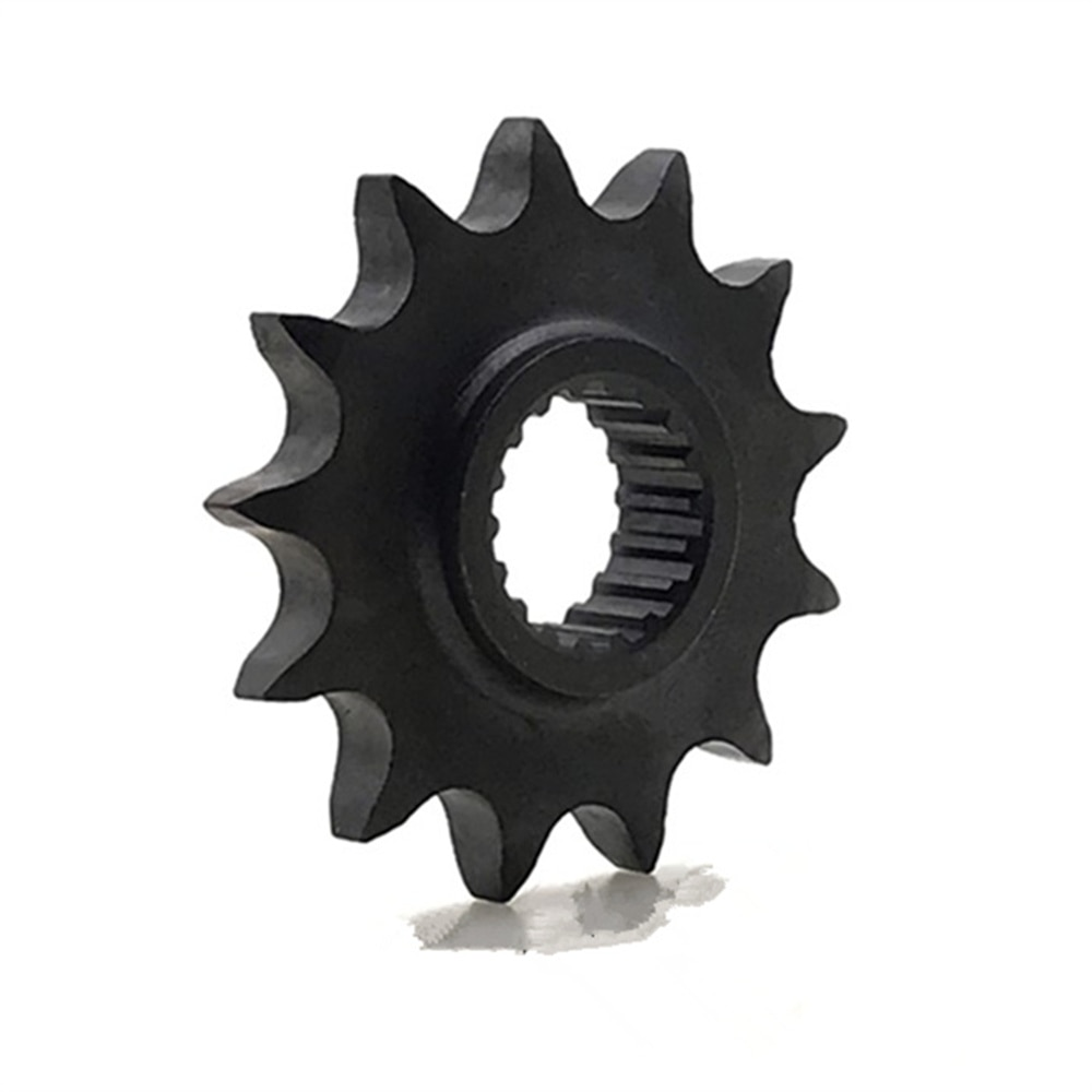 Corona pequeña para motocicleta alta dureza buena resistencia al desgaste 13t 14T 15T para Benelli TNT150 BJ150-29B