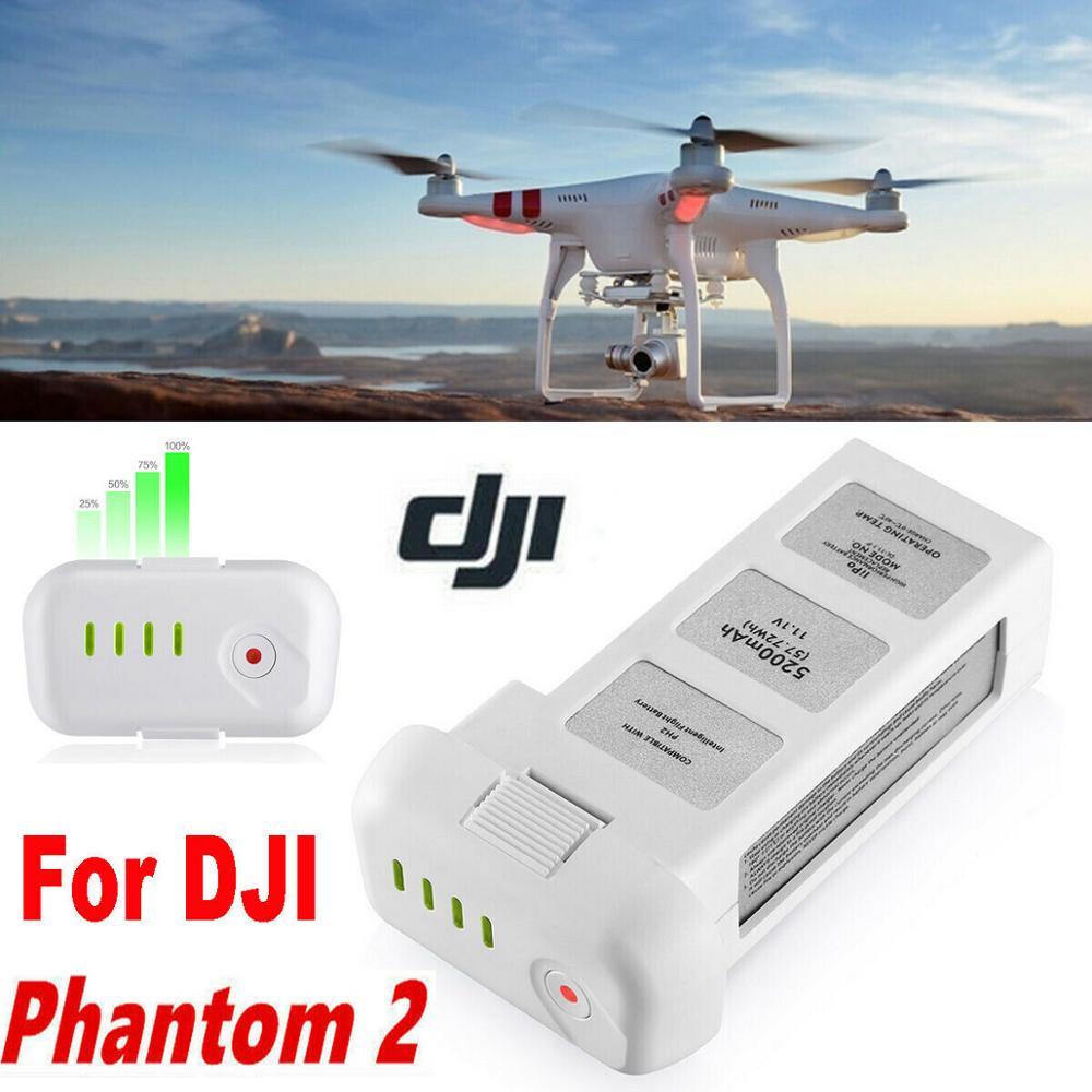Batería Para Dron DJI Phantom 2 Vision + Plus, cuadricóptero de vuelo,...