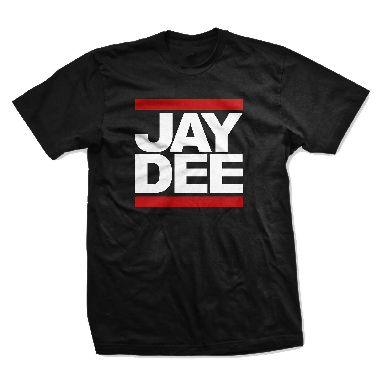 Футболка Jay Dee AKA J Dilla, брендовая футболка для мужчин, модная футболка с коротким рукавом, 100% t, футболка в стиле Харадзюку, Забавные топы