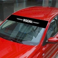 car sticker for opel insignia front rear windshield prevent sunlight reflection stickers decals styling parts accessories