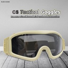 Tactical military goggles mountaineering hiking UV sunglasses ski goggles CSOL outdoor road cycling